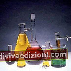 Definiția reacției chimice