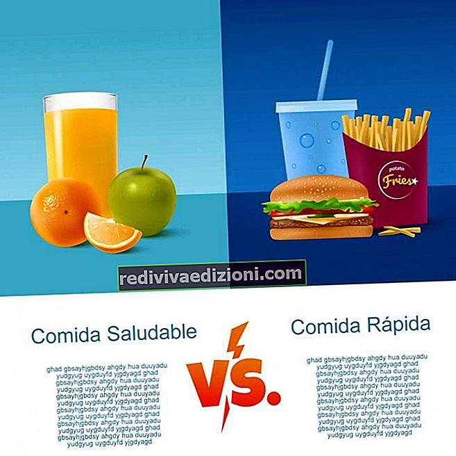 Definiția tabelelor comparative