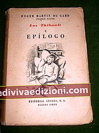 Definiția Epilogue