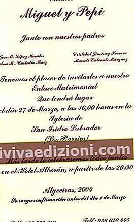 Definiția Invitation