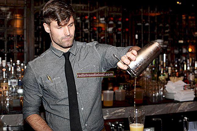 Definiția Bartender