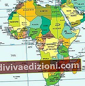 Definisi Afrika