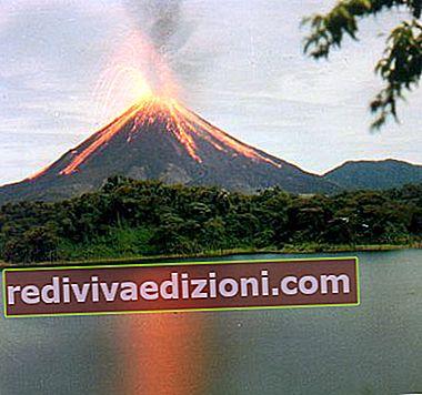 Definisi Gunung Berapi