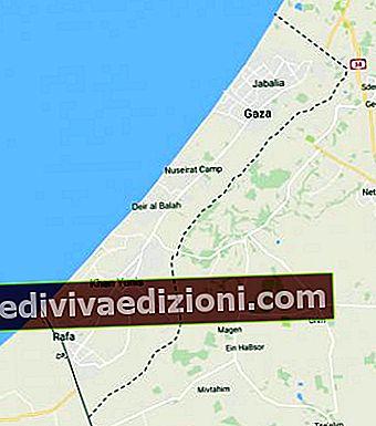 Jalur Gaza - Definisi, Konsep dan Apa itu