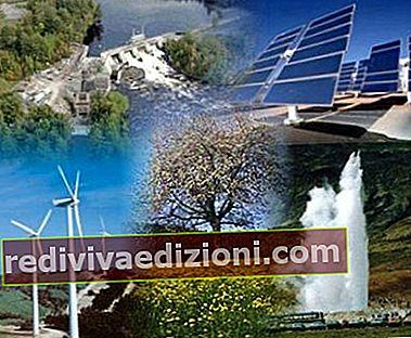 Definiția resurselor regenerabile