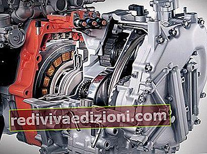 Definiția Electric Motor