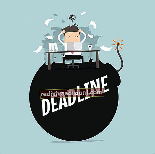 Deadline คืออะไร