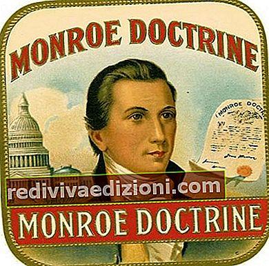 Definiția doctrinei Monroe