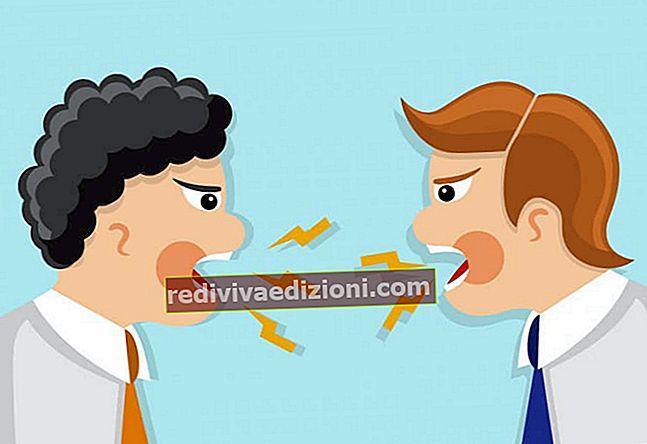 Definiția Disagreement