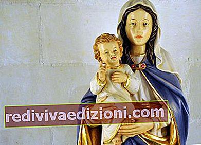 Fecioara Maria - Definiție, concept și ce este