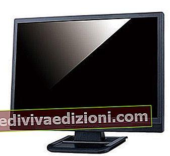 LCD画面の定義